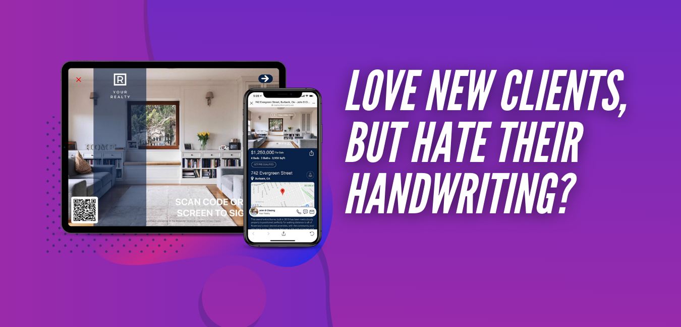 Love New Clients But Hate Their Handwriting?